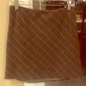 J. Crew 100% Wool Skirt